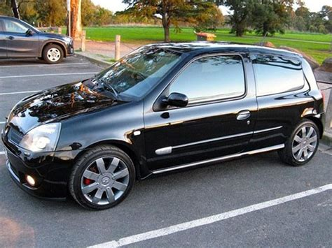 renault clio sport 2004 renault clio sport 182 cup 2004 today s tempter