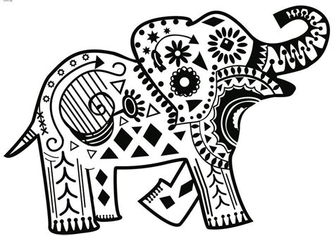 printable vinyl sheets india tribal coloring pages coloring home