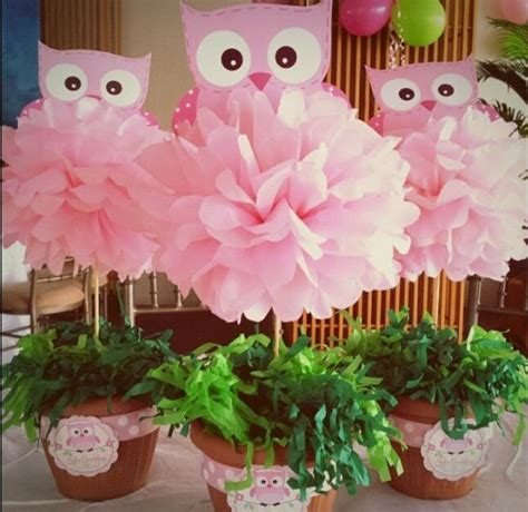 Owl Centerpieces For Baby Shower by Best 25 Owl Centerpieces Ideas On Owl