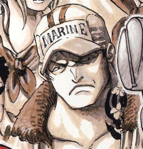 one piece film z young marines sakazuki the one piece wiki manga anime pirates