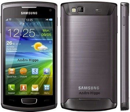 How To Upgrade Samsung Wave Y To Android | update samsung galaxy wave 3 gt s8600 to android 2 0