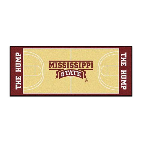 fanmats ncaa mississippi state 2 ft 6 in