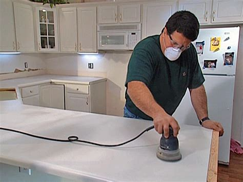 How To Install Kitchen Countertop Install Tile Laminate Countertop And Backsplash How Tos Diy