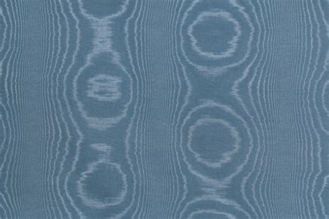 taffeta drapery fabric kasper moire taffeta decorator fabric in blue