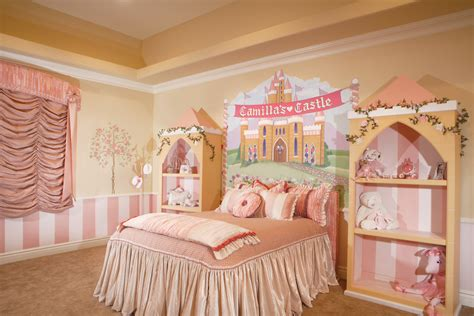 Princess Decorating House by Stupefying Disney Princess Carriage Bed Decorating Ideas