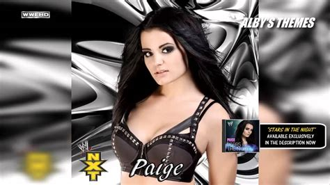 paige theme 2014 paige 3rd new nxt theme song quot stars in the night