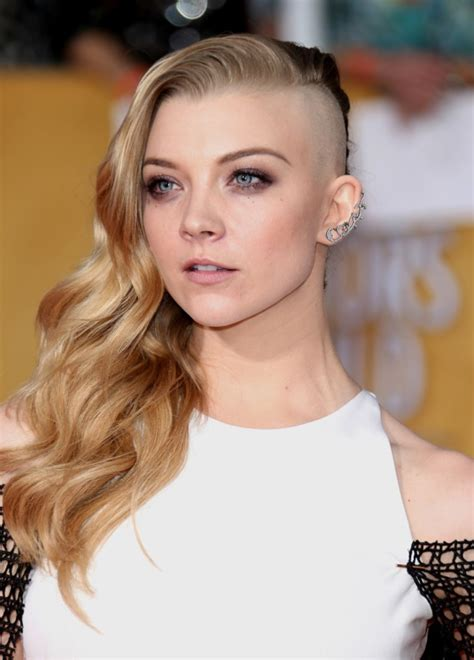 natalie dormer haircut 75 badass brush cut hairstyles for