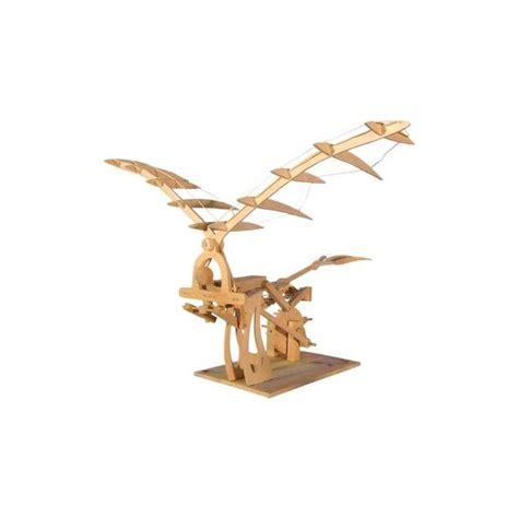 macchina volante di leonardo da vinci ornitottero leonardo da vinci in legno da costruire