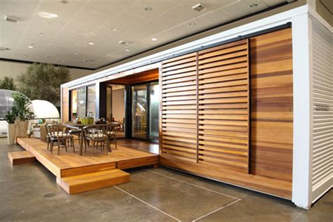 pop up house is affordable prefabulous green housing interior design blog lli design london modern prefab homes