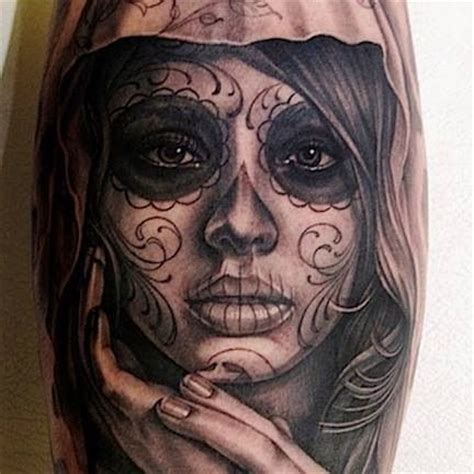 44 day of the dead tattoos gallery tattoo tattoos