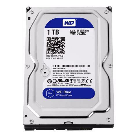 wd blue 1tb 5400rpm 3 5 quot sata3 disco duro