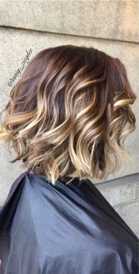 hair highlights for the spring with dark hair 10 most amazing short haircuts for women 2018 trending
