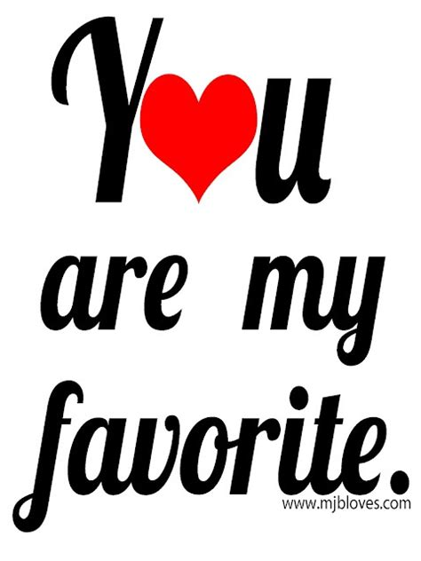 7 Of My Favorite by You Are My Favorite Relationships