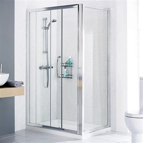 Classic Shower Door by 1200x900 Shower Enclosure Slider Door Tray Right