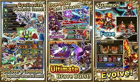 game brave frontier mod apk brave frontier 1 10 21 0 apk mod for android