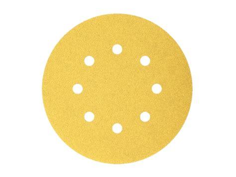 Bosch Velcro Disc 100p g500 125mm 8holes velcro bosch sanding disc
