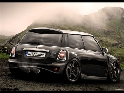 Mini Cooper Black mini cooper black pearl by evolvekonceptz on deviantart