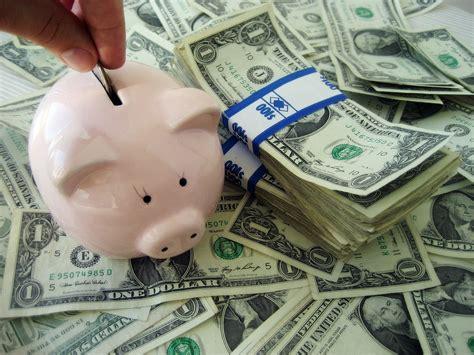 Money Saving Nuke by Money Savings Saving Money In A Piggy Bank For The