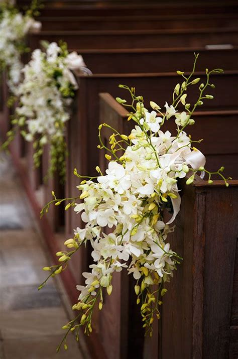Wedding Aisle Flower Decorations by 21 Stunning Church Wedding Aisle Decoration Ideas To