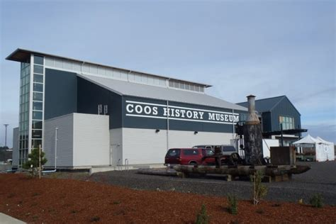 Coos Bay Post Office by Living City Of Coos Bay