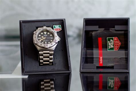 Box Tag Heuer Original ultimate guide to the tag heuer professional the home of tag heuer collectors