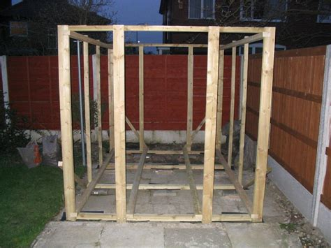 How To Build A Shed Building A Shed