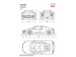 2007 audi r8 dimensions 1280x960 wallpaper
