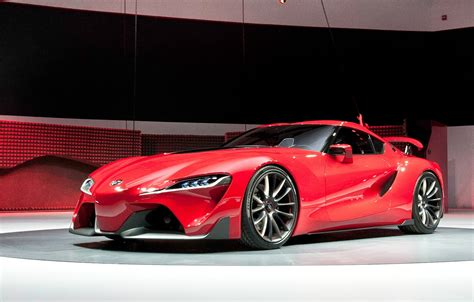 toyota supra 2016 2016 toyota supra ft1 concept cars booster