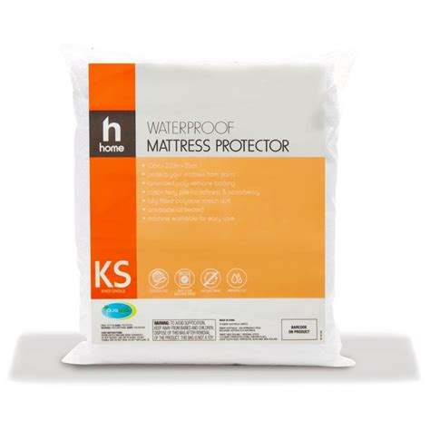 Kmart Mattress Protector by Waterproof Mattress Protector King Single Bed Kmart