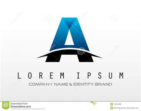 elegant company profile design creative logo letter design for brand identity company
