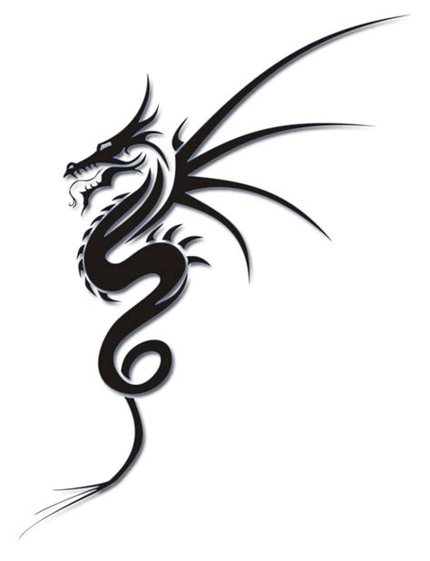 english dragon tattoo designs best 25 designs ideas on
