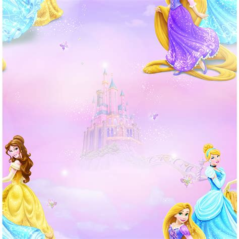 Princess Bedroom Decorating Ideas disney wallpaper pretty as a princess at wilko com