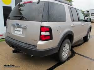 2007 Ford Explorer Towing Capacity 2007 Ford Explorer Trailer Hitch Curt