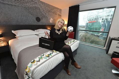 theme hotel manchester a football themed luxury hotel has opened in manchester