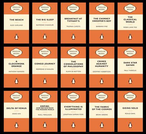 the penguin guide to literature in britain and ireland books design news penguin books 75th anniversary realise