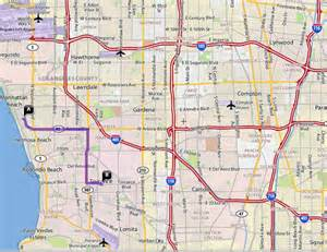 map of torrance california builder in torrance general contractor south bay map