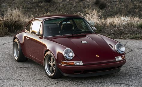 porsche singer black singer 911 carolina and florida set for concours