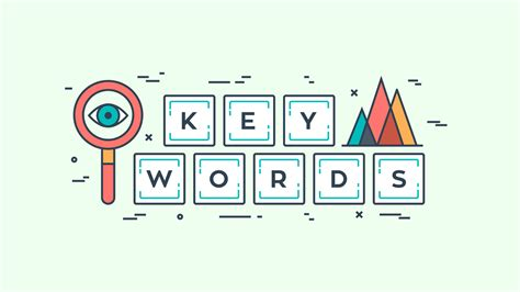 keyword images mapping keywords to the buyer journey in seo