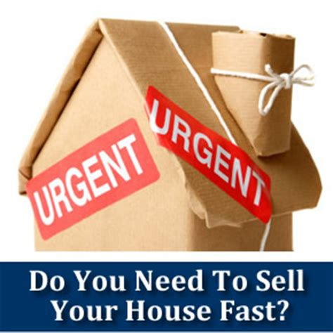 how do i sell my house fast i need to sell my house fast in houston market