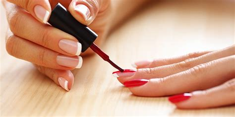 pretty smart nail your at home manicure