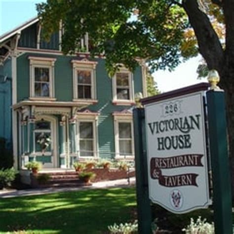 Victorian House Restaurant American Traditional Cheshire Ct Yelp