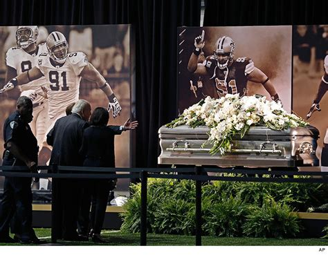 new orleans saints will smith emotional viewing