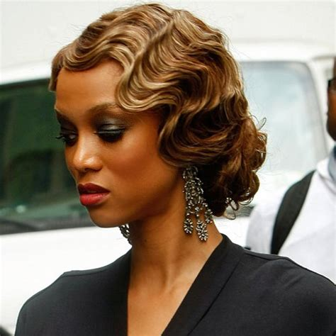 vintage finger wave hairstyles it girl style vintage curly hairstyles pretty designs