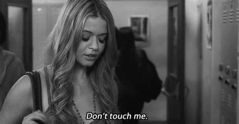 Touch Me L by Does Ali Really Emily On Pll Quot Emison Quot Isn T The