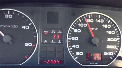 Audi A6 3 0 Tdi Fuel Consumption by Audi A6 2 5 Tdi Quattro Fuel Consumption 110km H