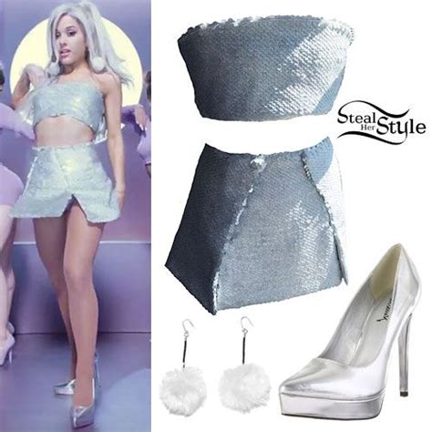 clothes clothes clothes music 0571328288 ariana grande focus music video outfits my ariana ariana grande kylie and