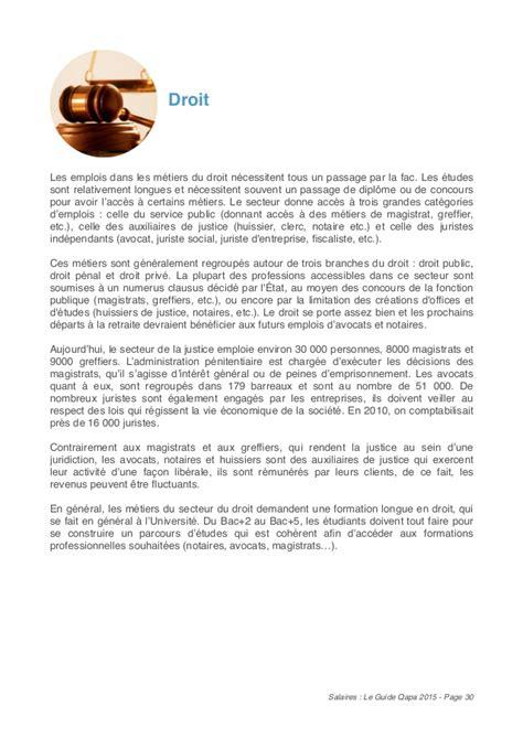 Grille Salaire Clerc De Notaire by Grille Salaire Clerc De Notaire 12 Images Le Guide Des