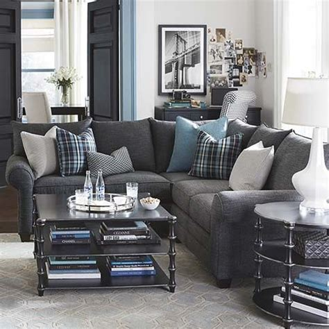 l shaped couch in small room 17 best ideas about grey family rooms on pinterest beige