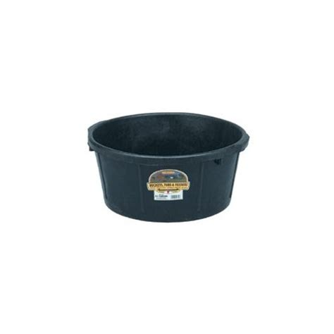 Rubber Bathtub by All Purpose Rubber Tub 6 5gallon Livestock Concepts