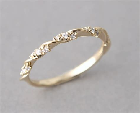 finding the most unique wedding rings black ring
